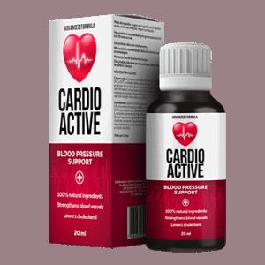 CardioActive krople recenzja uzytkownikow sklad jak zazywac jak dziala opinie forum cena gdzie kupic allegro