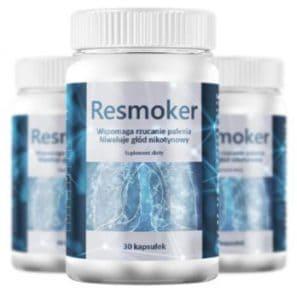 Resmoker tabletki na rzucenie palenia skuteczne i z naturalnych składników zobacz opinie i skład jaka cena
