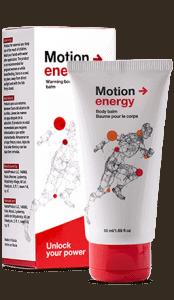 Motion Energy na bóle stawów i mięśni cena skłąd opinie forum jak działa