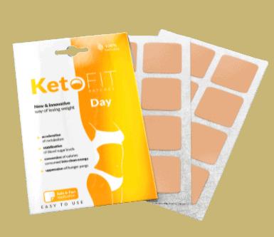 ketofit patches plastry opinie cena